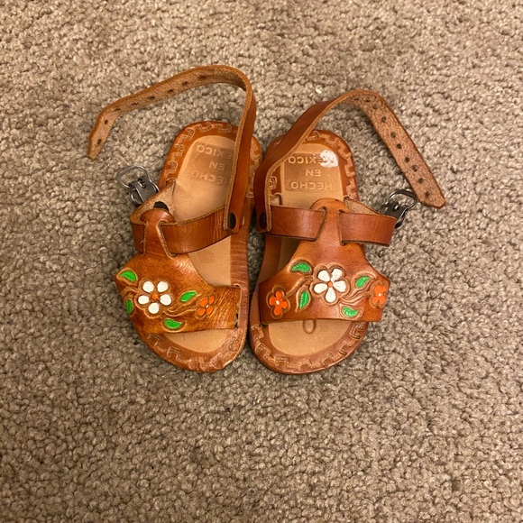 Shoes | Baby Mexican Sandals | Poshmark